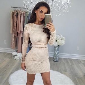 Missguided x Carli Bybel dress